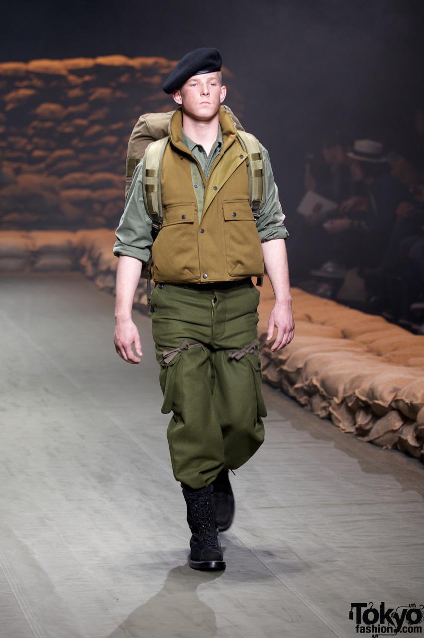 Military Fashion – Big in Japan (and the U S , too) | ROTHCO